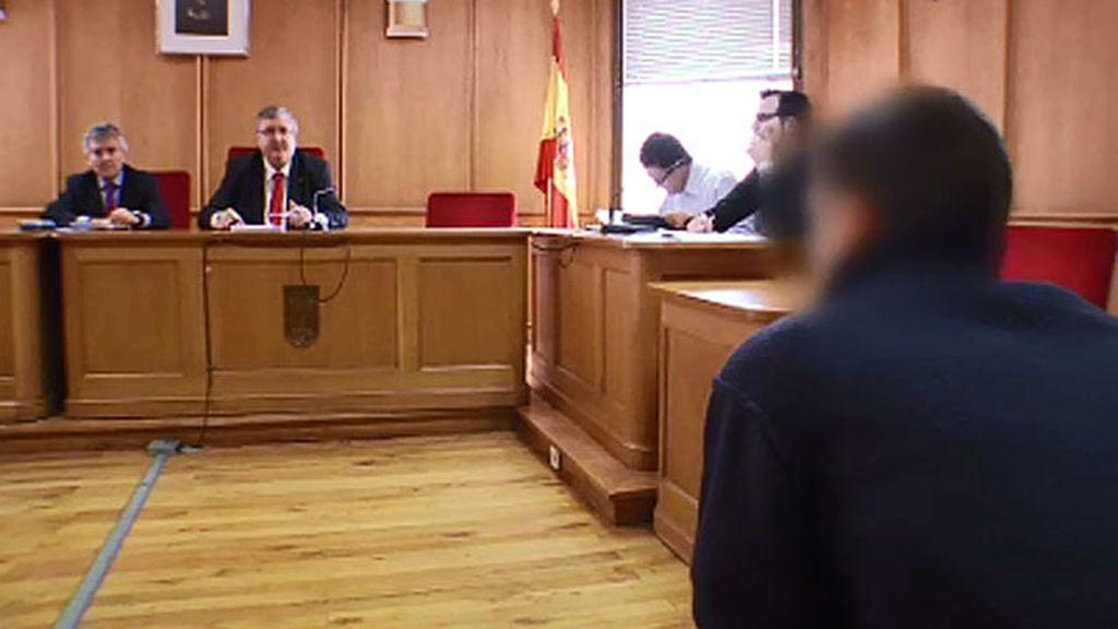 """Marcelino, juez: """"En plaza de Castilla se llevan el 20 ó 30% de los casos de España"""""""