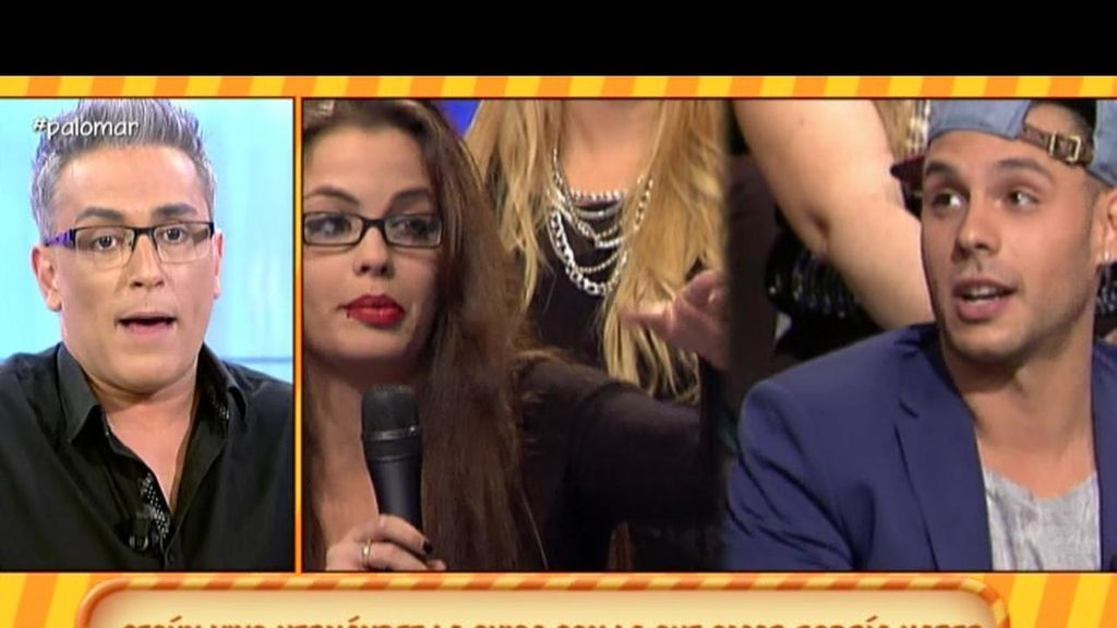 """Kiko H. """"Una excuñada de Lucía dice que Omar se ha liado con Pili, de 'GH catorce"""""""