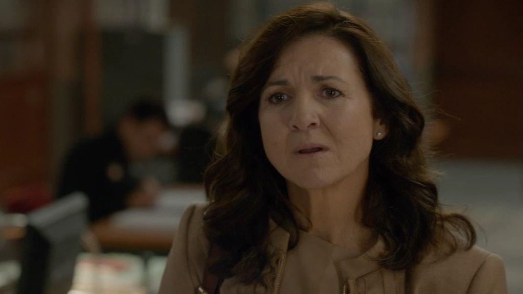 La mujer de Quílez se entera que su hijo mató al de Fran