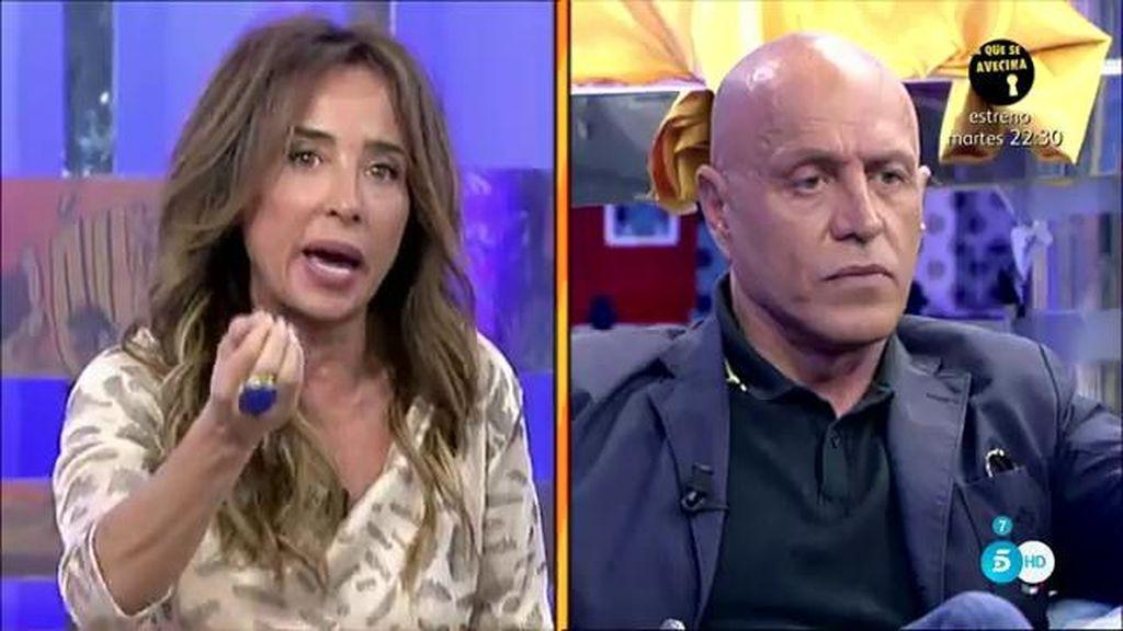 """María Patiño: """"Matamoros no debe ni un céntimo de la pensión de sus hijos"""""""