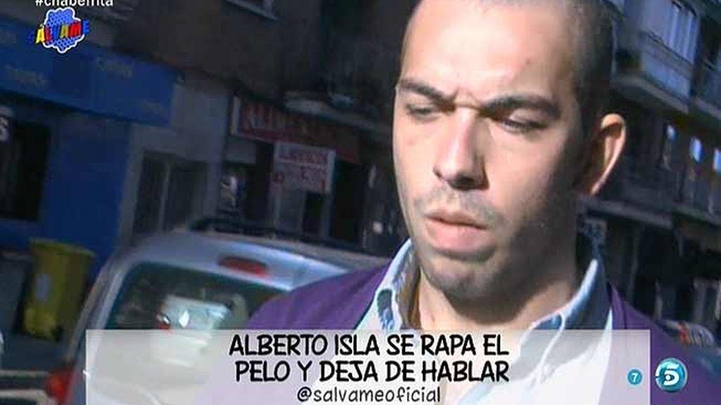Pelo nuevo, vida nueva: ¡Alberto Isla se ha rapado la cabeza!