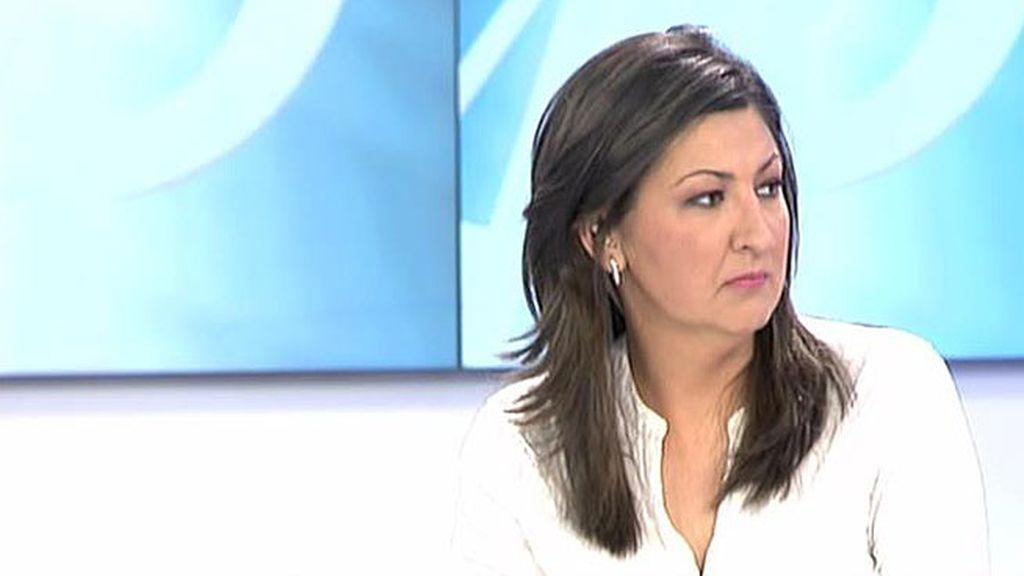 La fiscal general del Estado, a favor de Cruz Morcillo y Pablo Muñoz