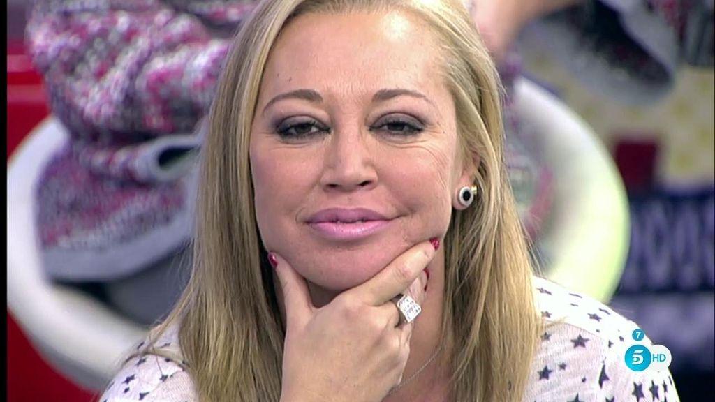 "Belén Esteban, a su madre: ""Mamá, tú nunca me has dejado"""