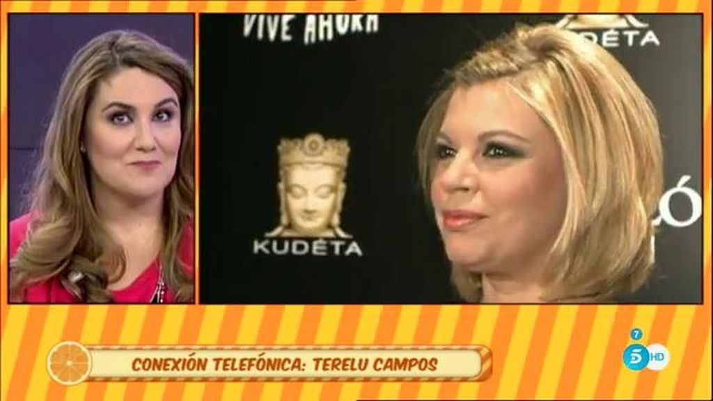 Terelu Campos desmiente que vaya a participar en 'Gran Hermano VIP'