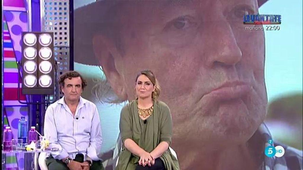"""Amador Mohedano desmiente: """"Nunca le he pedido dinero a mi cuñada Geles"""""""