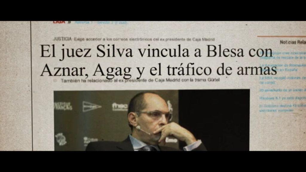 """Elpidio S.: """"En el caso Blesa, hay elementos que tienen que ver con el tráfico de armas"""""""
