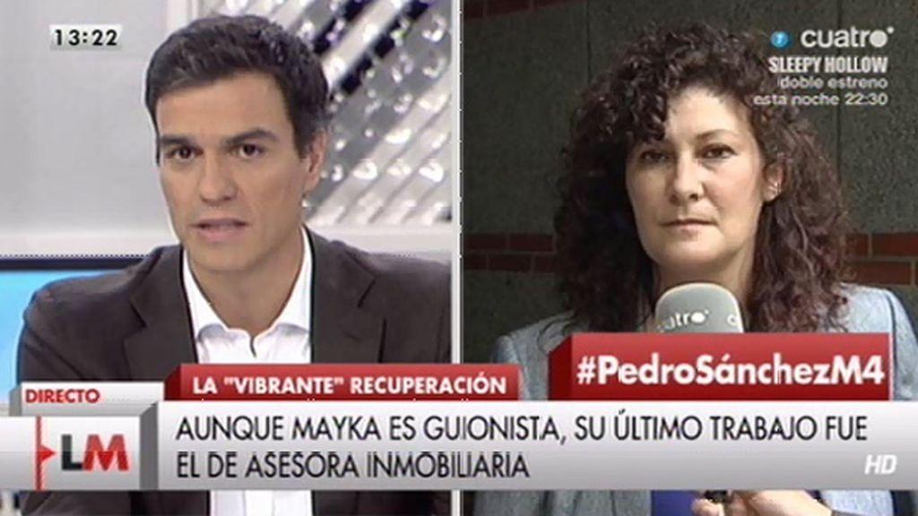 """P. Sánchez, sobre el PSOE: """"Pese a que ha habido sombras, han sido más las luces"""""""