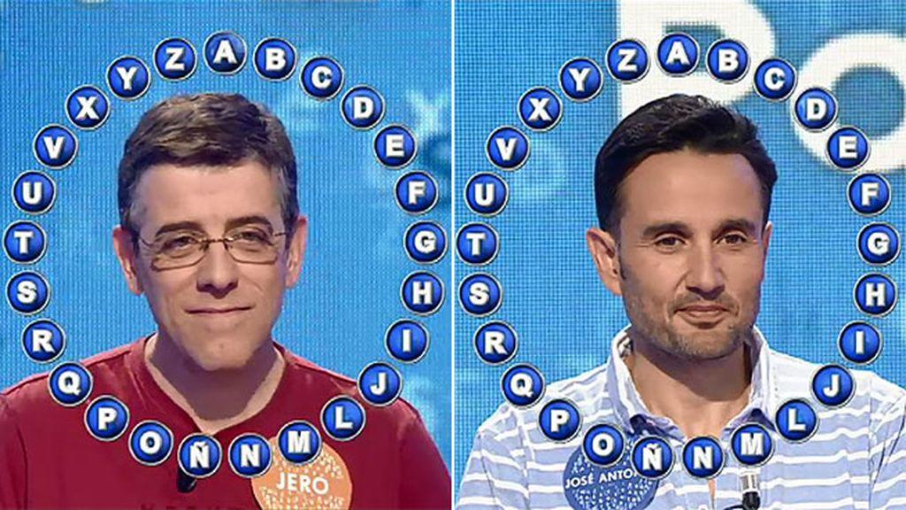 Jero vence a José Antonio por la mínima