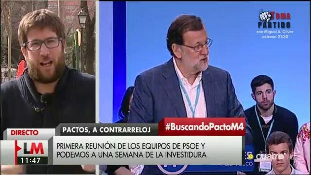"""Miguel Urbán, sobre la desobediencia civil: """"No pienso pagar la finaniación ilegal del PP"""""""