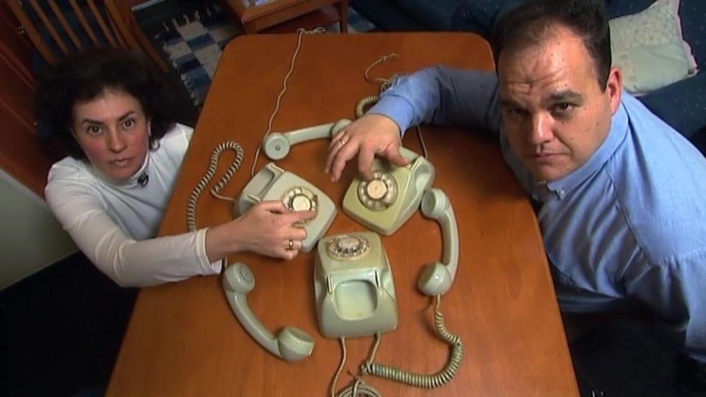 Vendo: Consigue tres teléfonos antiguos