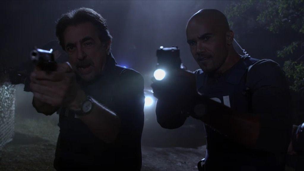 Rossi y Morgan detienen a un sospecho al que echaron del ejército hace un año