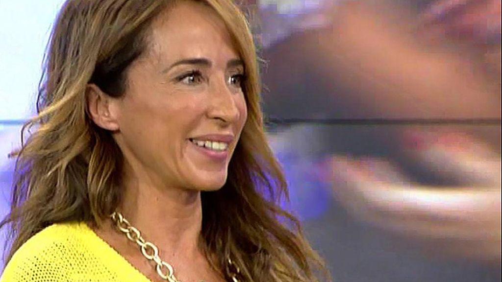 ¡María Patiño se convierte en la nueva colaboradora de 'Sálvame'!