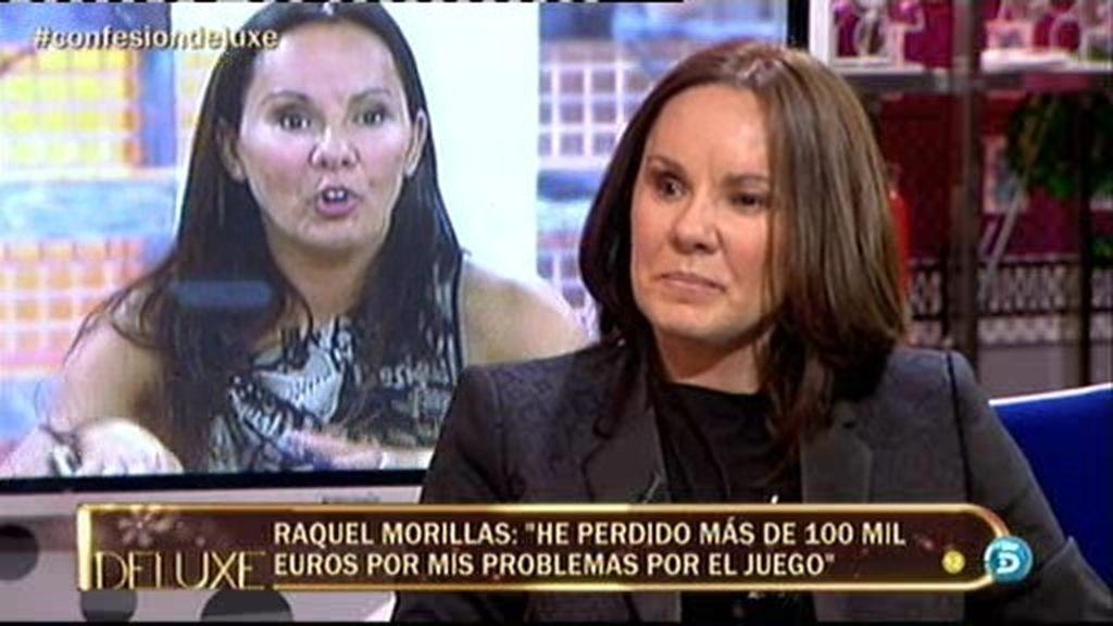 """Raquel Morillas: """"He llegado al borde de ver que perdía mi vida por el juego"""""""