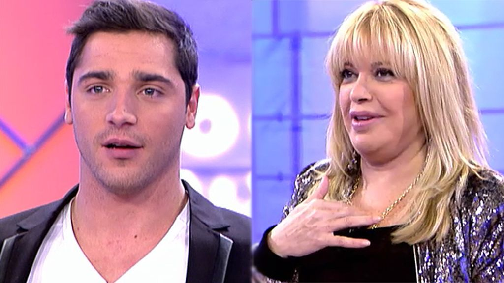 """Alex: """"Yo quiero chicas cómo Bárbara"""""""