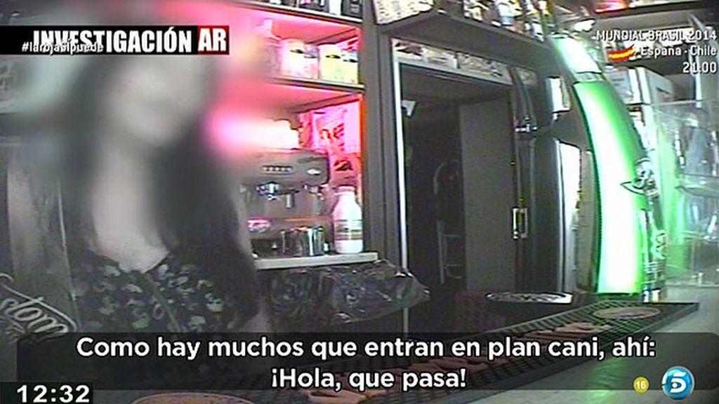 José Fernando, ebrio a media tarde, protagoniza una trifulca en un bar
