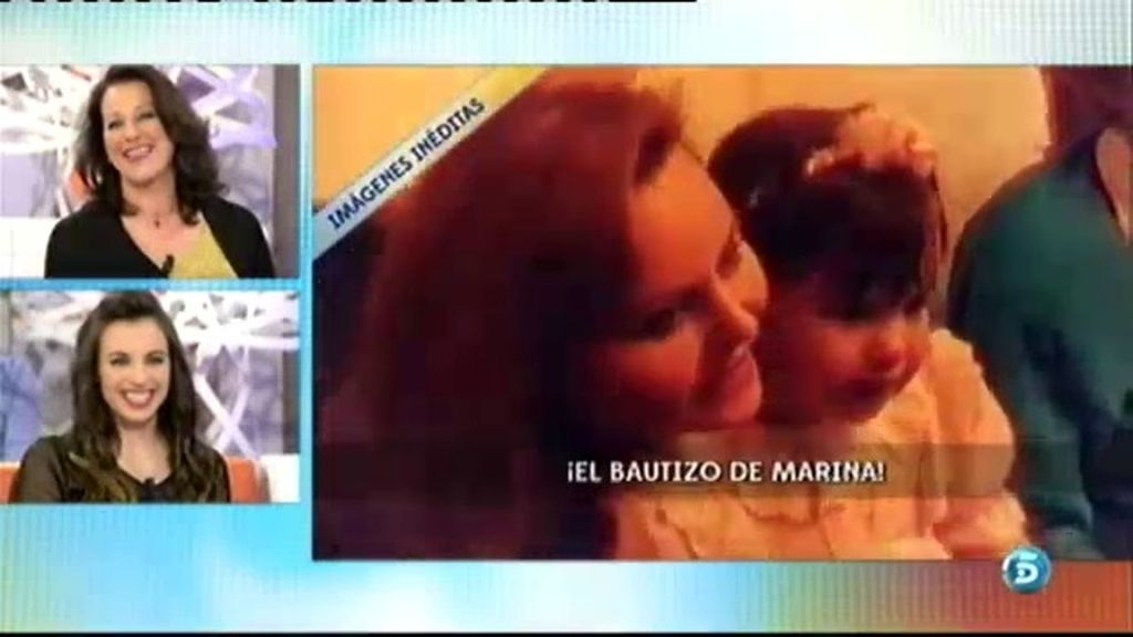 Susana y Marina, hermana y sobrina de Rocío Durcal, en 'QTTF'