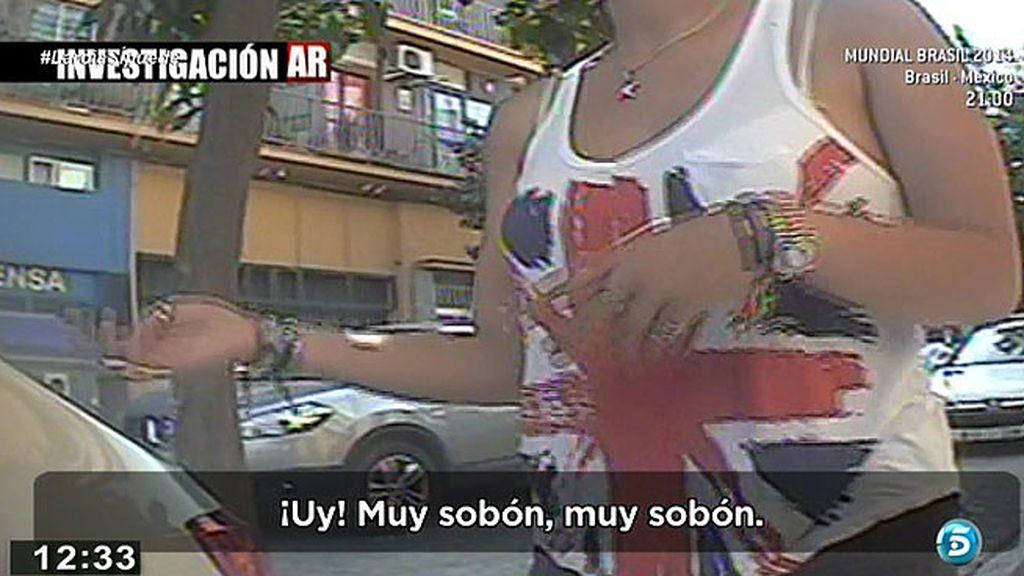 """Una amiga de José Fernando: """"Nos ofrecía porros y a veces era muy agresivo"""""""