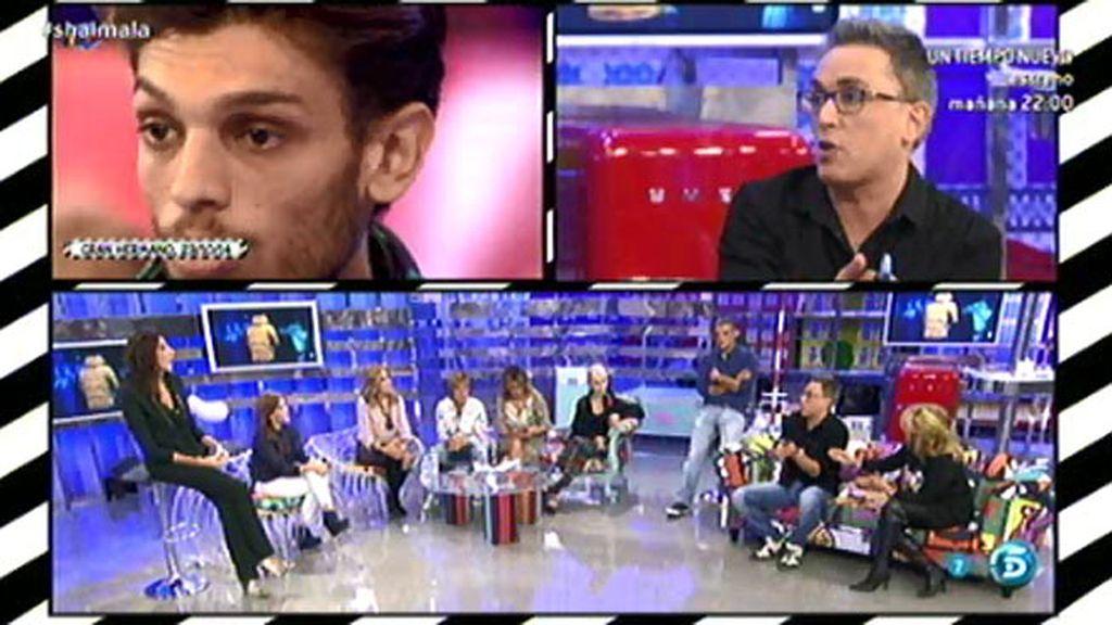 """Kiko Hernández, sobre Alfredo y Omar de 'GH15': """"Uno de los hermanos buscó al otro"""""""
