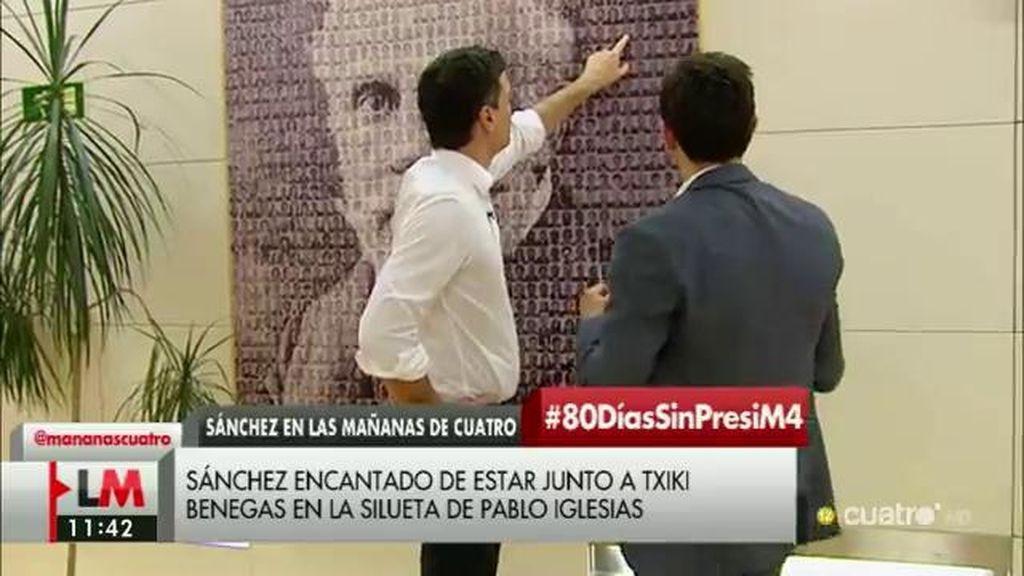 """Pedro Sánchez: """"Se puede llegar a territorios comunes entre distintos partidos sin traicionar tus principios"""""""