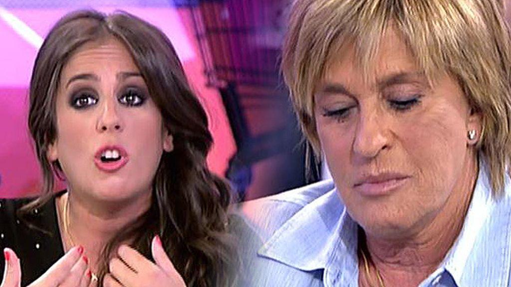 """Chelo Gª Cortés, a Anabel: """"Isabel Pantoja no tiene nada que reprocharme"""""""