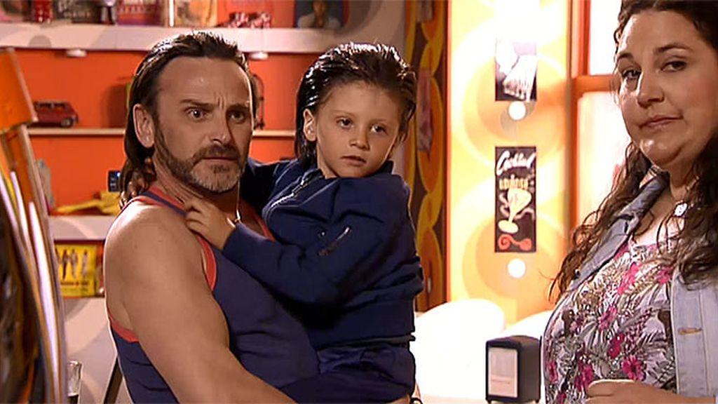 ¡Clónicos!: Constantín, el hijo de Fermín
