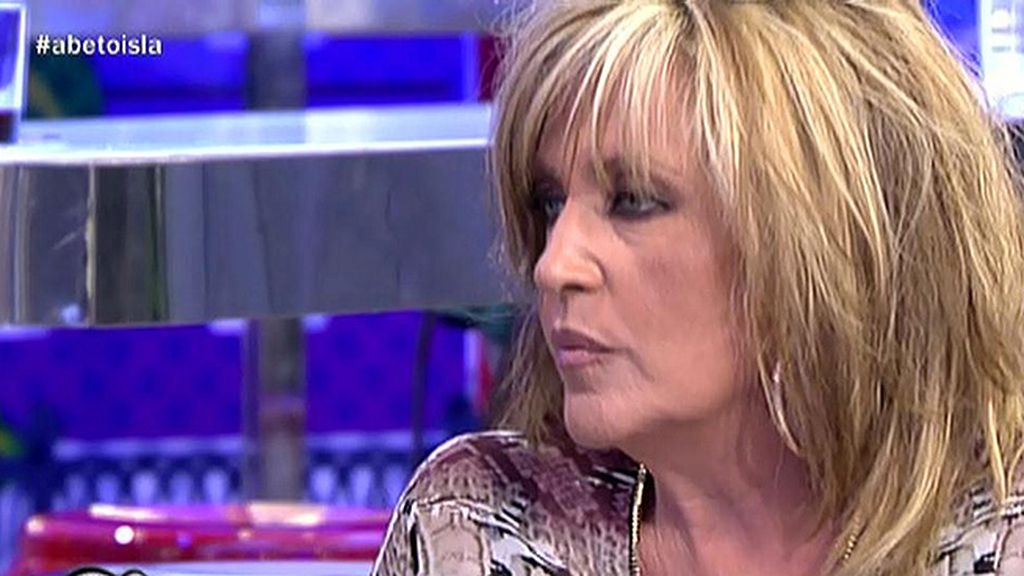 Chabelita iba a hacer una exclusiva con Alejandro, según Lydia Lozano