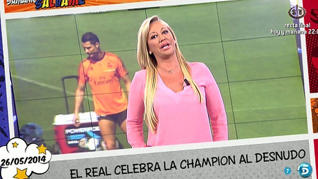 """Belén Esteban: """"El Madrid ha ganado al campeón de la liga, que no se olvide"""""""