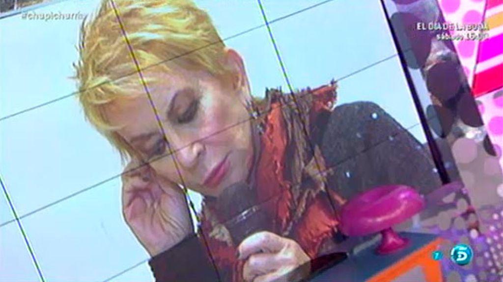 """Karmele Marchante contesta a su ex 'Pichurrín': """"Es muy fácil no dar la cara"""""""