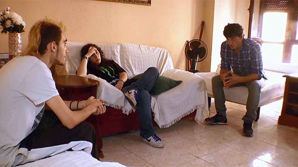 Jero se muda a casa de María y Ricardo