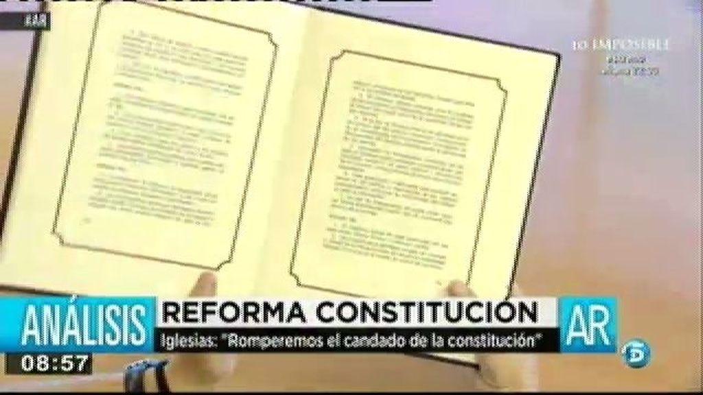 ¿Tiene la Constitución líneas muertas?