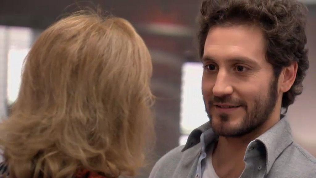 Maruchi ve en Sergio a un buen candidato para enamorar a Lucía