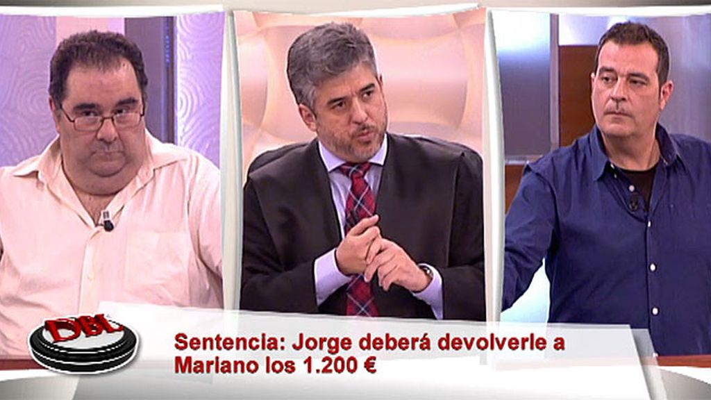 La sentencia de Darío Jurado