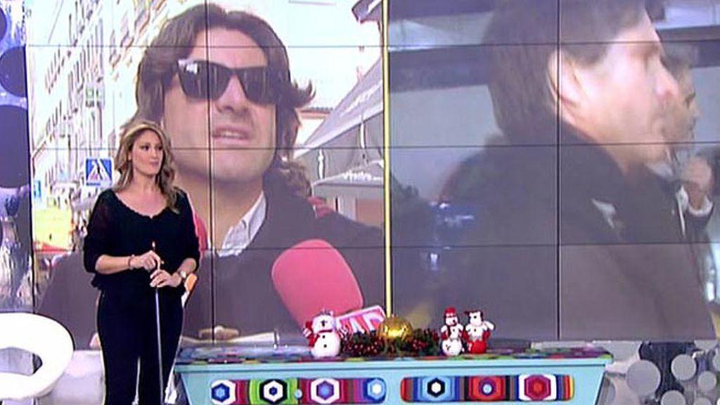 Cristina Soria analiza el corte de pelo y la actitud de Toño Sanchís