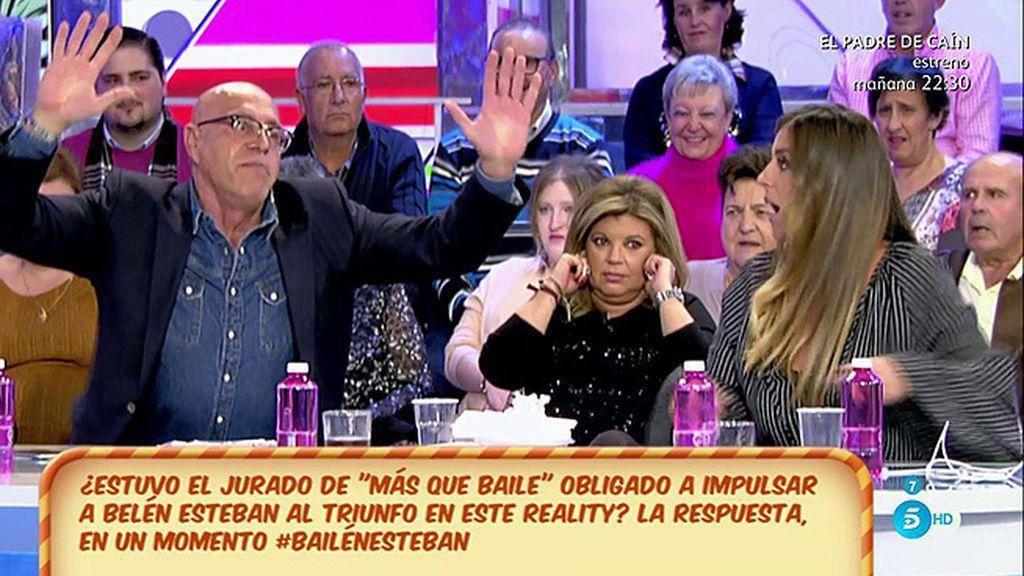 """Anabel saca las uñas: """"No voy a consentir que se llame antigua a Isabel Pantoja"""""""