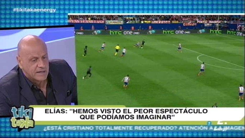 """Kiko Matamoros: """"Al Atlético le das el balón y no sabe qué hacer con él"""""""