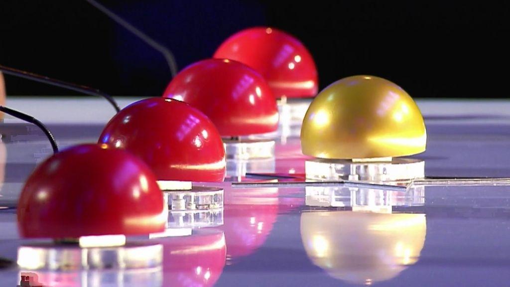 ¿Para qué sirven los botones rojos y el dorado en 'Got Talent'?