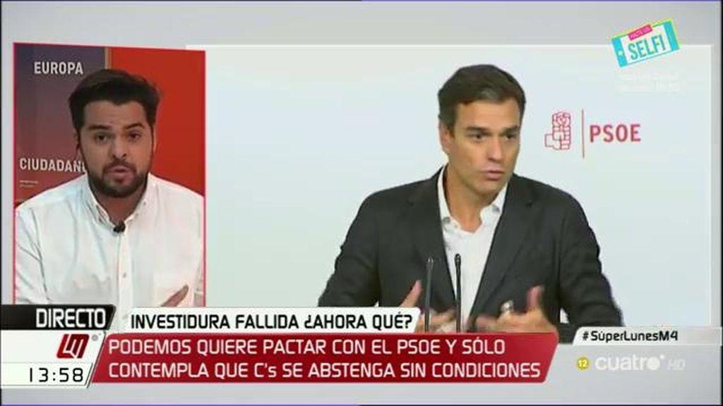 """Fernando de Páramo: """"Rajoy y Sánchez son máquinas de fracasar"""""""