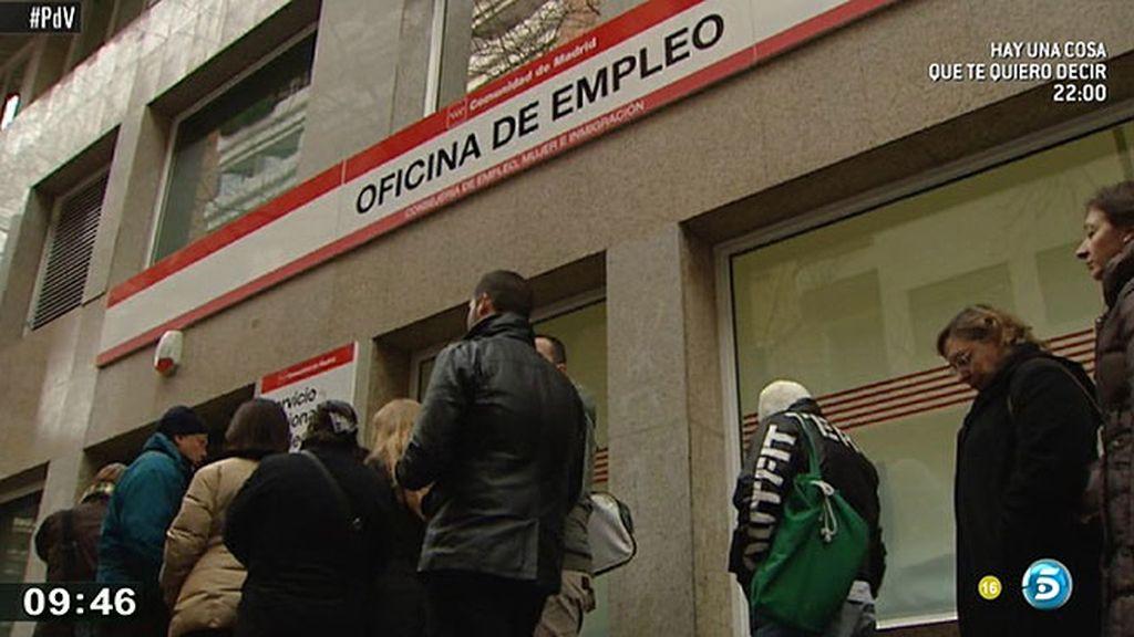 El desempleo desciende por sexto mes consecutivo