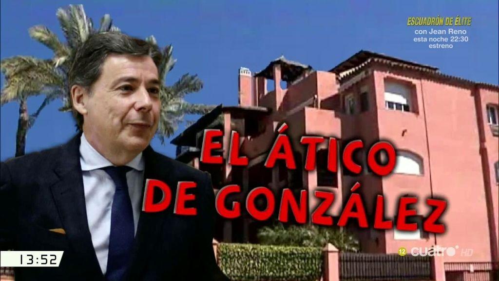 ¿Cómo es el ático del expresidente de la Comunidad de Madrid, Ignacio González?