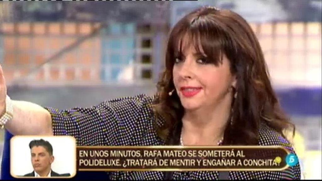 """Mª Luisa: """"No me arrepiento de haber entrado en televisión porque mis hijos han disfrutado"""""""
