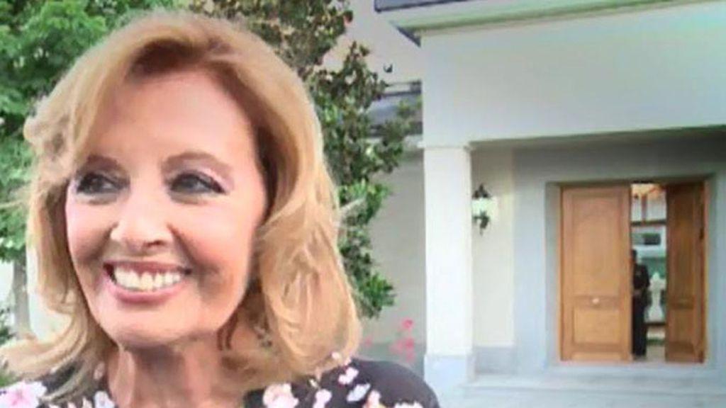 Un cumpleaños glamuroso para una presentadora glamurosa: Mª Teresa Campos