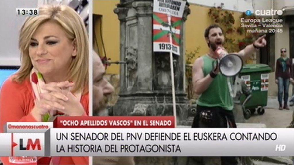 """Valenciano, sobre '8 apellidos vascos': """"Me parece una película muy inteligente"""""""