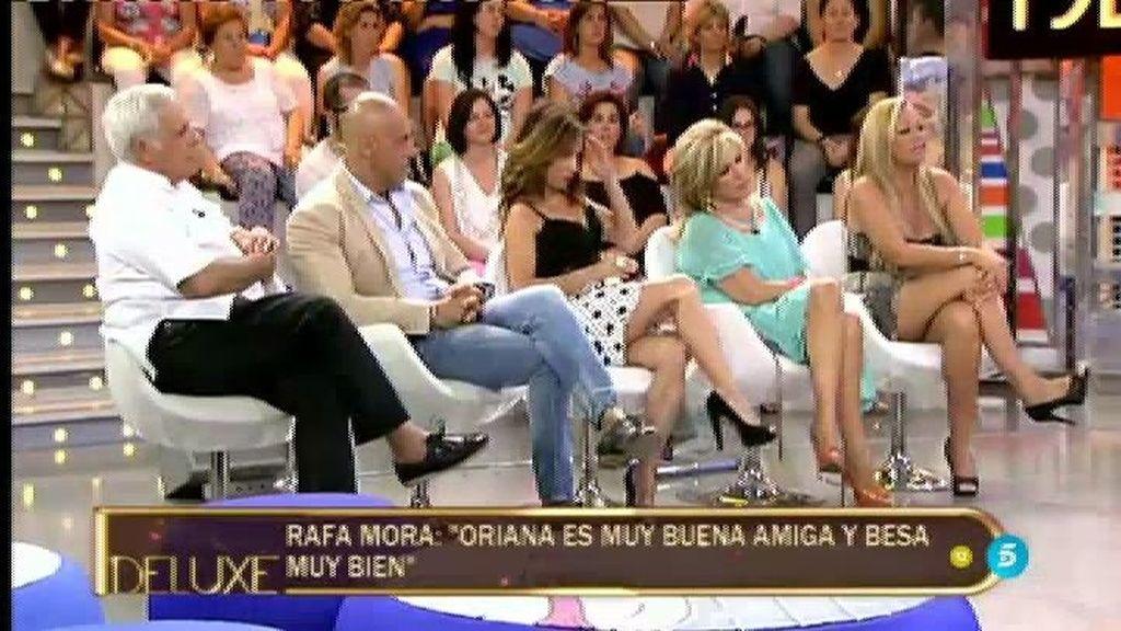 """Rafa Mora: """"Le he tenido que pagar 15.000 euros a Trapote por insultarle en la isla"""""""