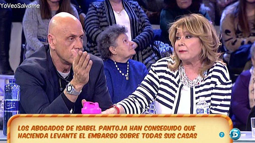 """Mila: """"Isabel Pantoja recuperará el dinero de la multa porque ha firmado tres contratos"""""""