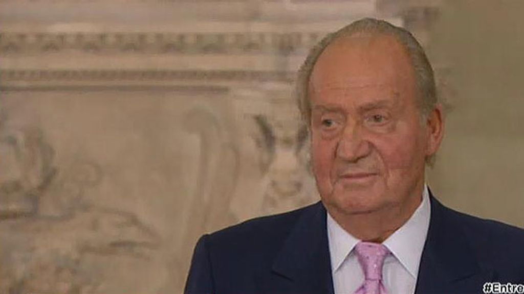 """Don Juan Carlos, sobre la reina Letizia: """"Es una buena madre"""""""