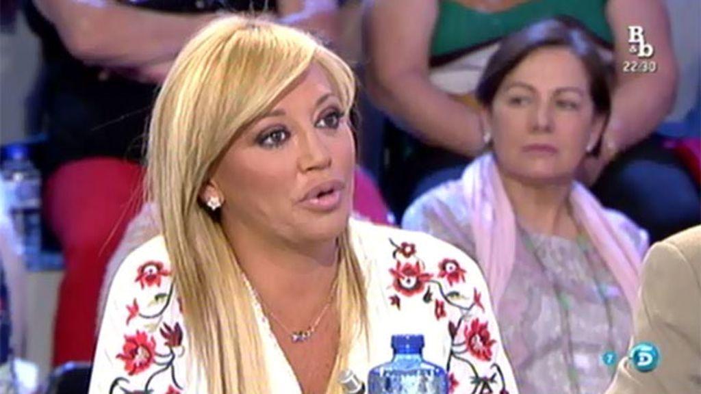 Belén y su desencuentro con Pilar ¿Zurbano?
