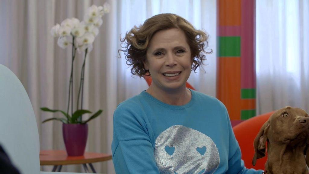 """Ágatha Ruiz: """"Como yo ya soy así no necesito para nada las drogas"""""""