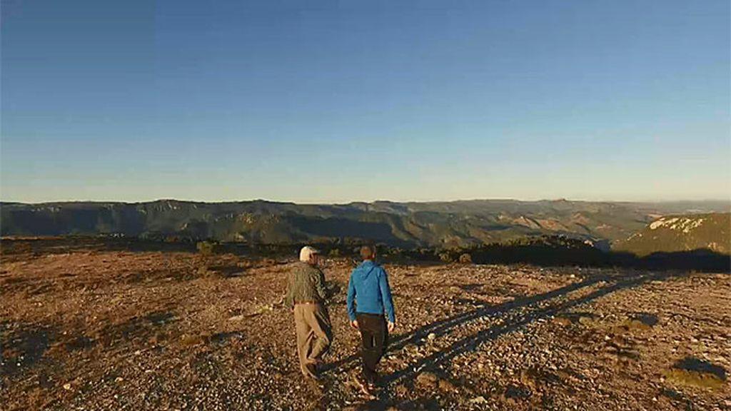 ¿Sabéis cómo nace un río? Kike Calleja nos lo cuenta de la mano de Jorge Escudero