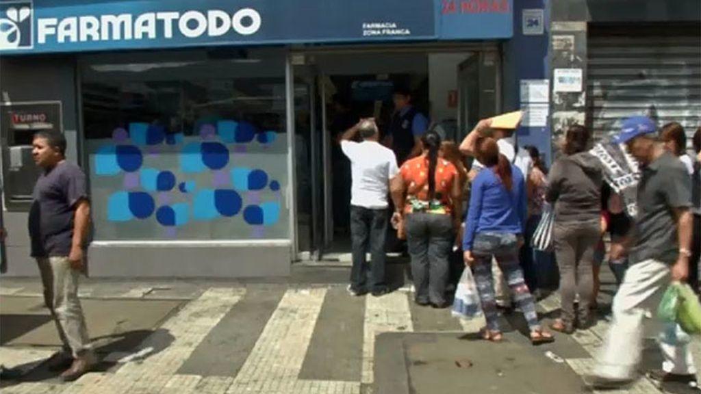 Los graves problemas de desabastecimiento por los que está pasando Venezuela