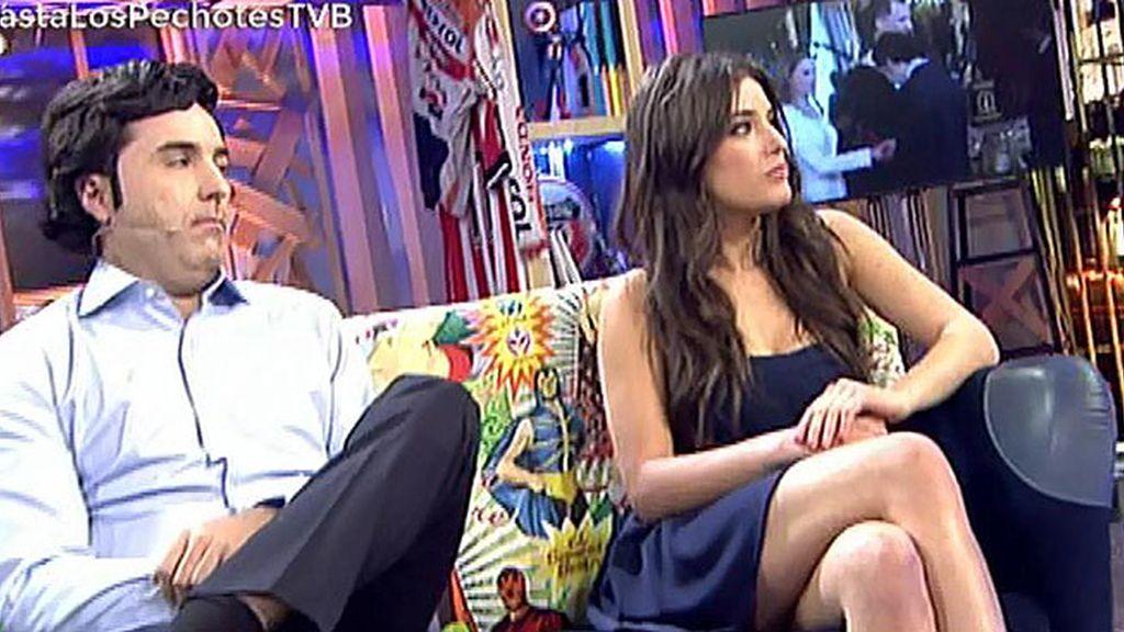 Isabel Mateos explica cómo lleva Francisco Nicolás tener que declarar ante el juez